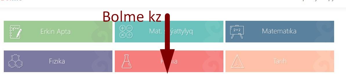 BOLME KZ