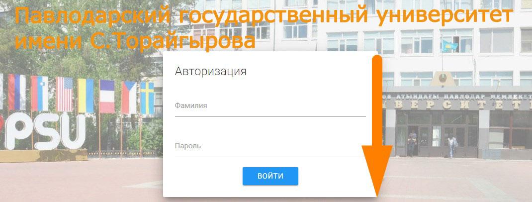 Павлодарский государственный университет имени С.Торайгырова